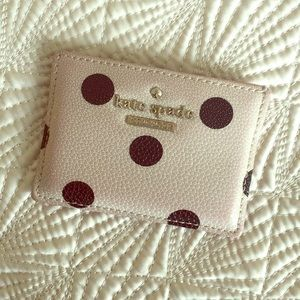 Kate Spade Card Case Wallet